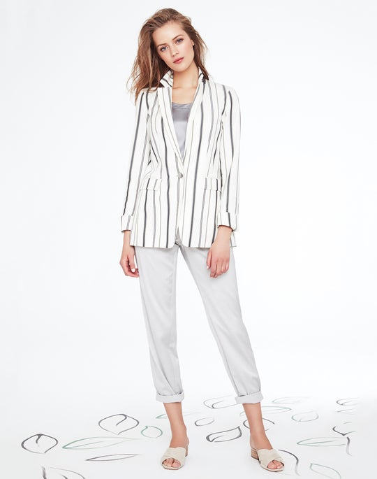 Marie Blazer and Fulton Pant