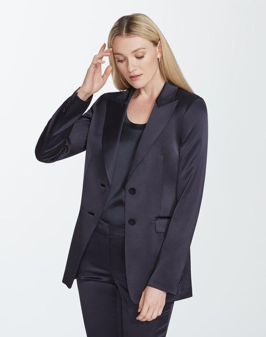 Reverie Satin Cloth Faven Jacket