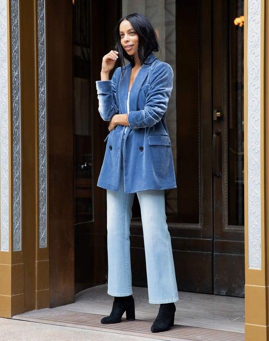 Janelle Marie Lloyd's Downtown Look