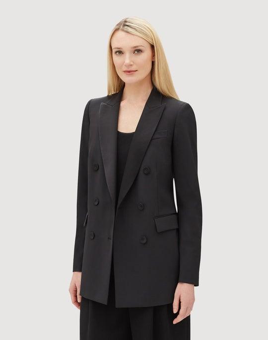 Plus-Size Emerging Wool Slade Jacket