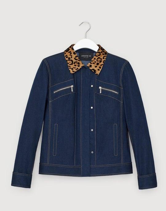Italian Primo Denim Kesha Jacket