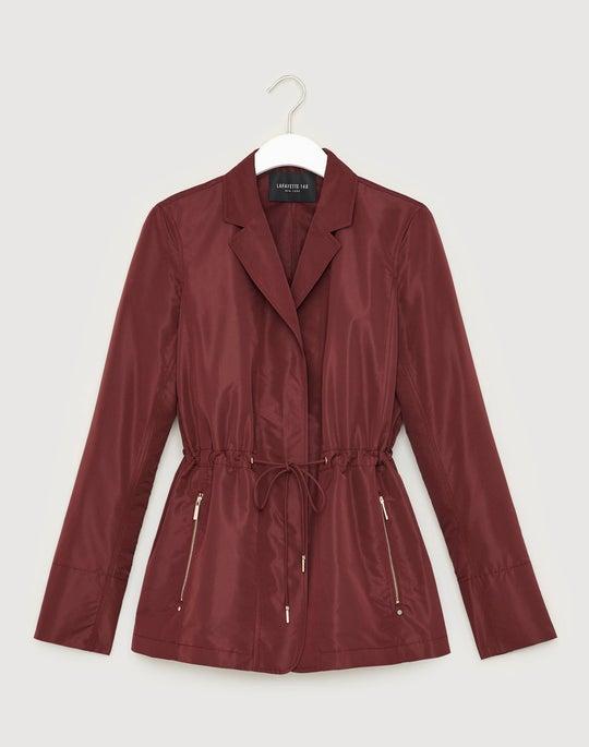 Plus-Size Empirical Tech Cloth Porsha Jacket