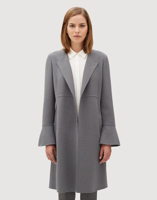 Nouveau Crepe Russo Jacket