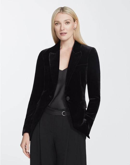 Classic Velvet Heather Jacket
