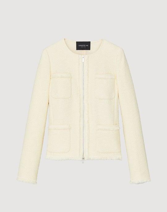 Burano Boucle Weave  Benji Jacket
