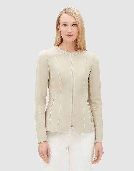 Petite Fundamental Bi-Stretch Janella Jacket