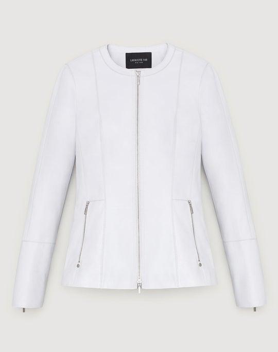 Petite Plonge Lambskin Janella Jacket
