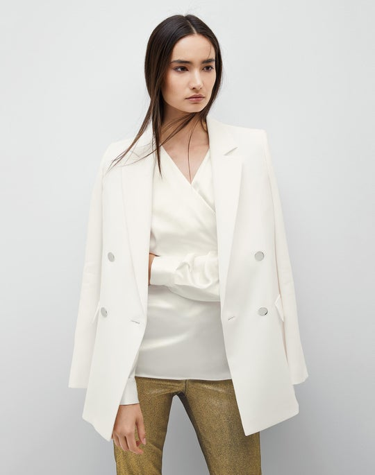 Britton Jacket and Cropped Mercer Pant