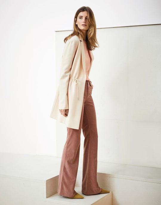 Pierre Jacket and Mercer Flare Pant
