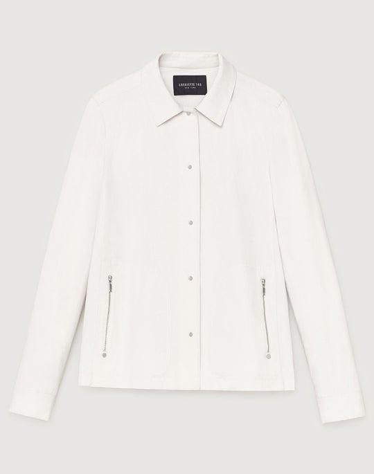 Italian Pima Cotton Bi-Stretch Jaren Jacket