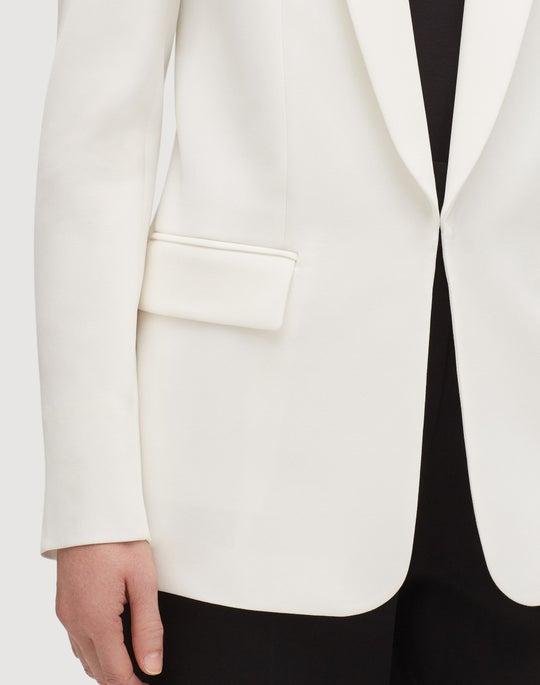 Finesse Crepe Langley Jacket