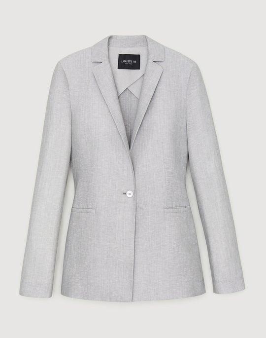 Petite Stylistic Suiting Samson Jacket