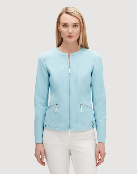 Plus-Size Fundamental Bi-Stretch Cairo Jacket