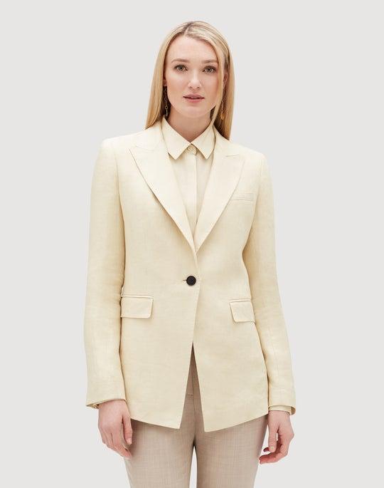 Vanguard Linen Atticus Jacket