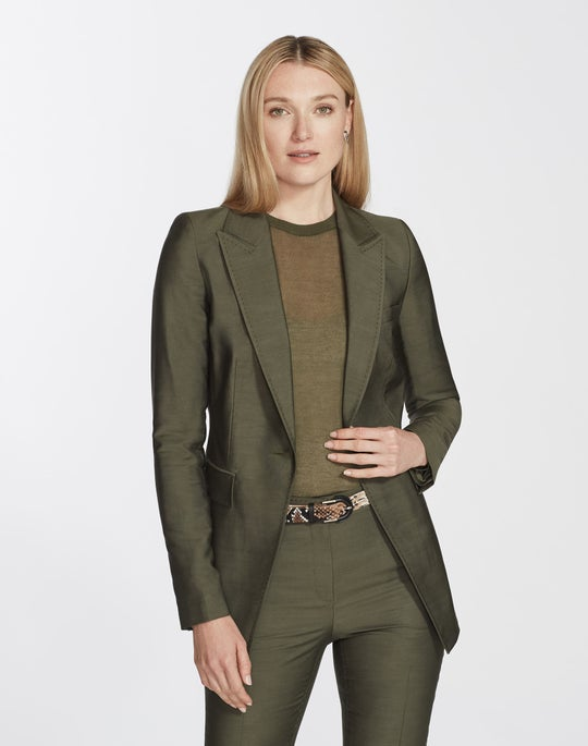 Plus-Size Gateway Cloth Atticus Blazer