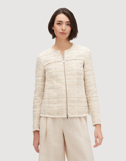 Artful Tweed Dash Jacket