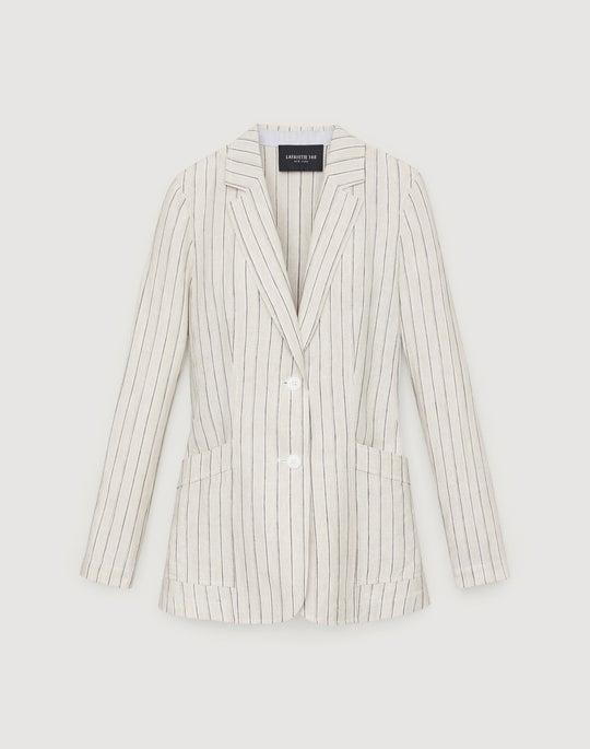 Sun Dance Stripe Boston Jacket