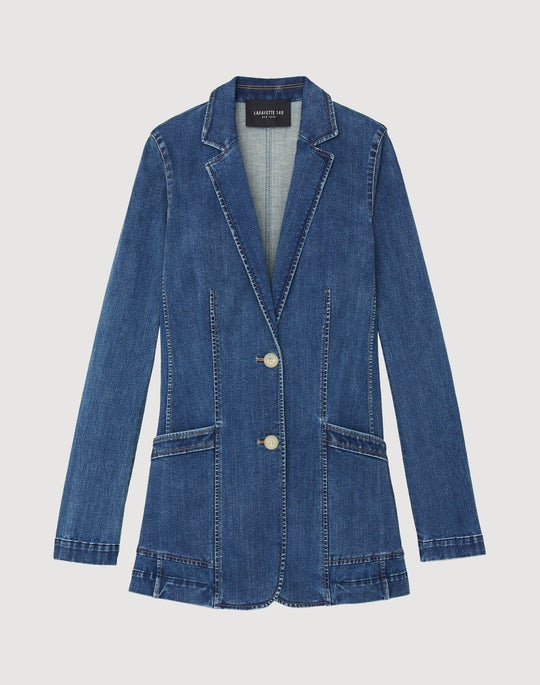 Prestige Denim Boston Jacket