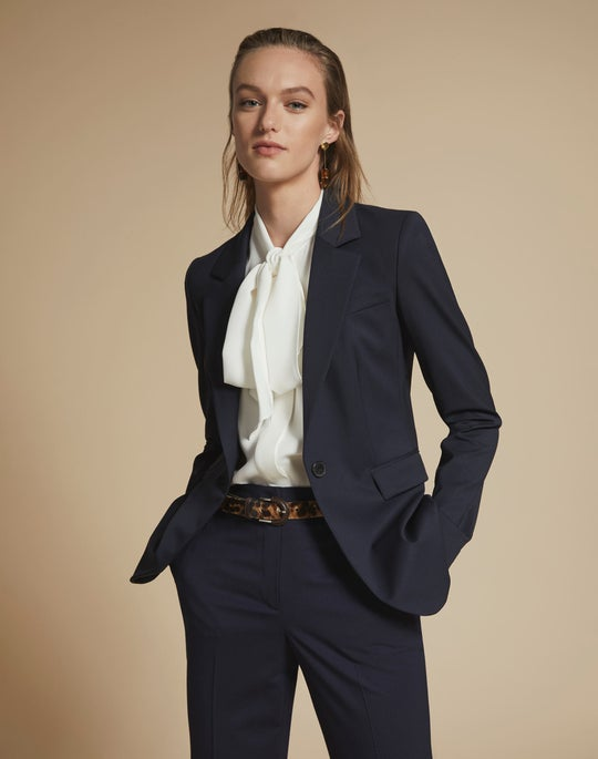 Trixie Jacket and Cuffed Clinton Pant