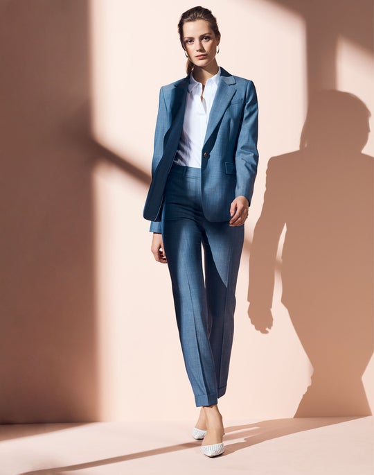 Trixie Jacket and Clinton Cuffed Pant