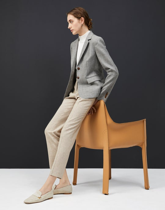 Thatcher Blazer and Clinton Ankle Pant