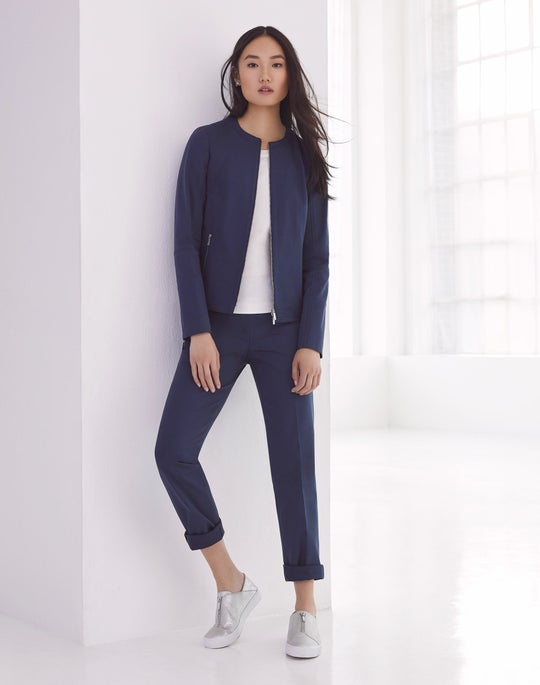 Agate Jacket and Cuffed Clinton Pant