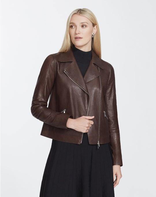 Luscious Lambskin Oakley Jacket