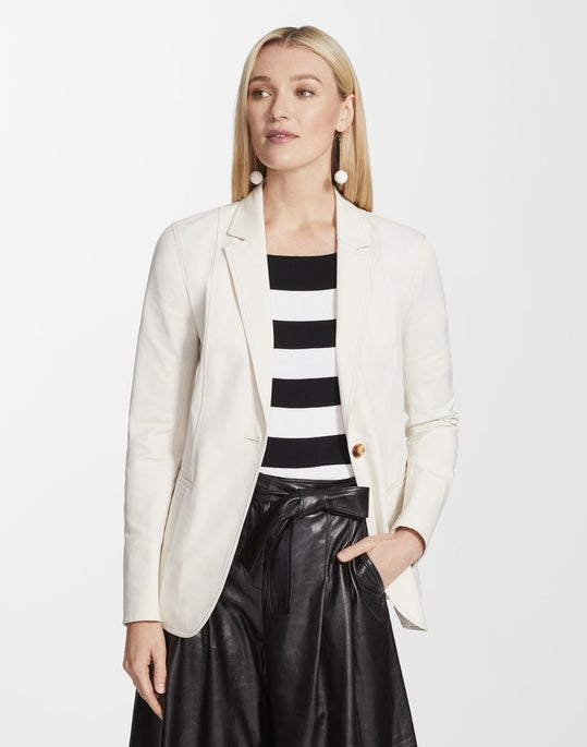 Petite Fundamental Bi-Stretch Rozella Blazer
