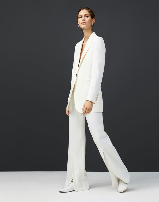 Whitney Blazer and Roosevelt Wide Leg Pant
