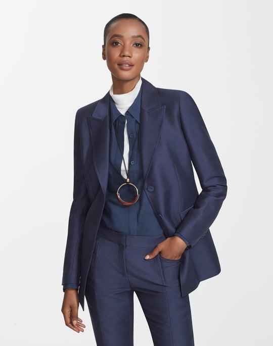 Petite Gateway Cloth Maggie Blazer