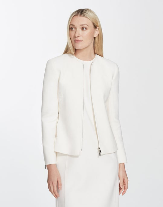 Nouveau Crepe Kayla Jacket