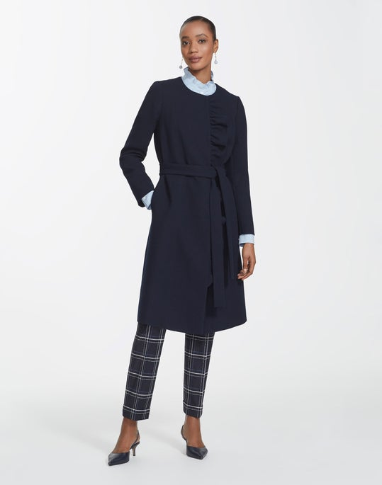 Nouveau Crepe Margo Jacket