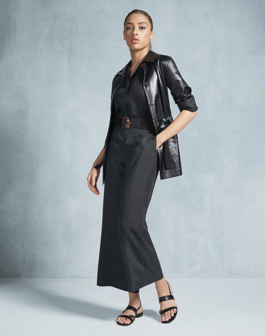 Connery Jacket and Riverside Ankle Pant