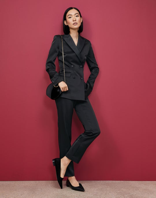 Holton Blazer and Clinton Pant