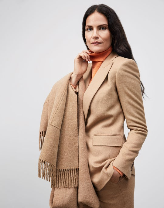 Winsley Blazer and Clinton Ankle Pant