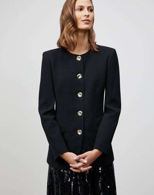 Finesse Crepe Eleonore Jacket