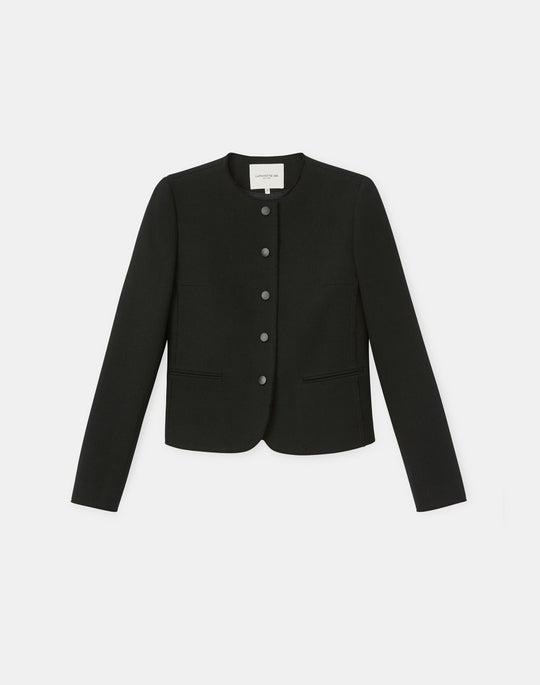 Alden Jacket In Italian Tactile Twill