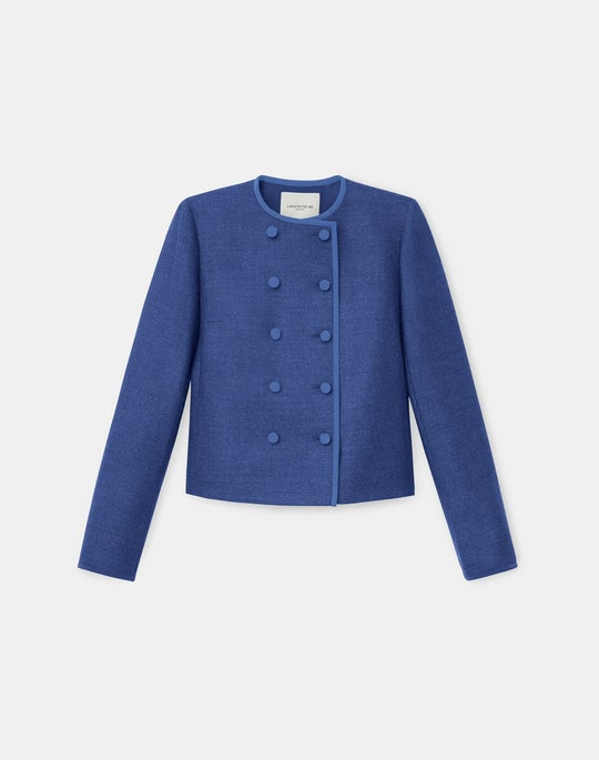 Barton Jacket In Euphoric Mélange Cloth