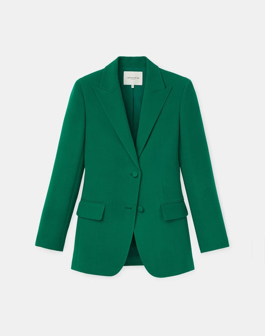 Petite Shipton Blazer In Charisma Cloth