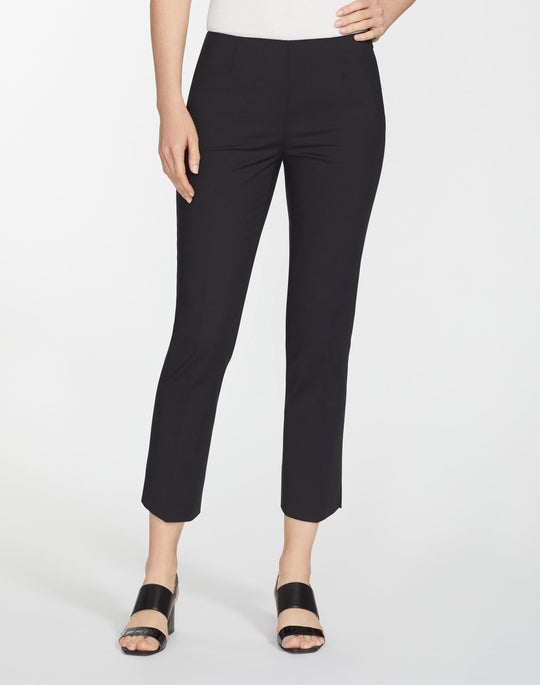 Petite Fundamental Bi-Stretch Lexington Pant