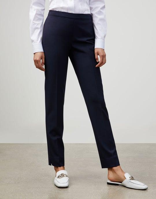 Italian Stretch Wool Bleecker Pant