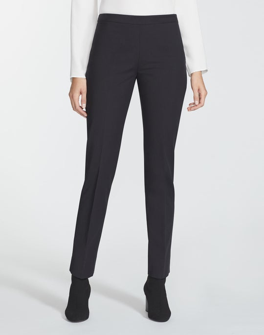 Plus-Size Fundamental Bi-stretch Bleecker Pant