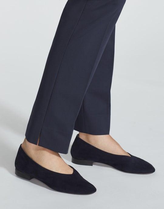 Petite Fundamental Bi-stretch Bleecker Pant