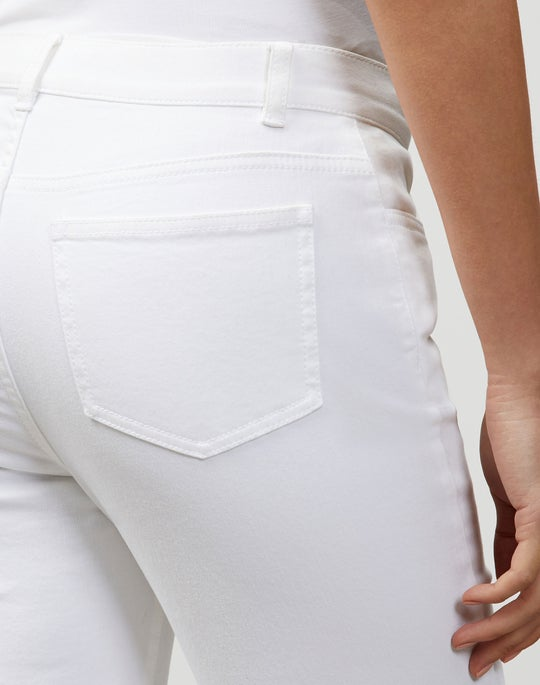 Plus-Size Yarn-dyed Denim Thompson Jean