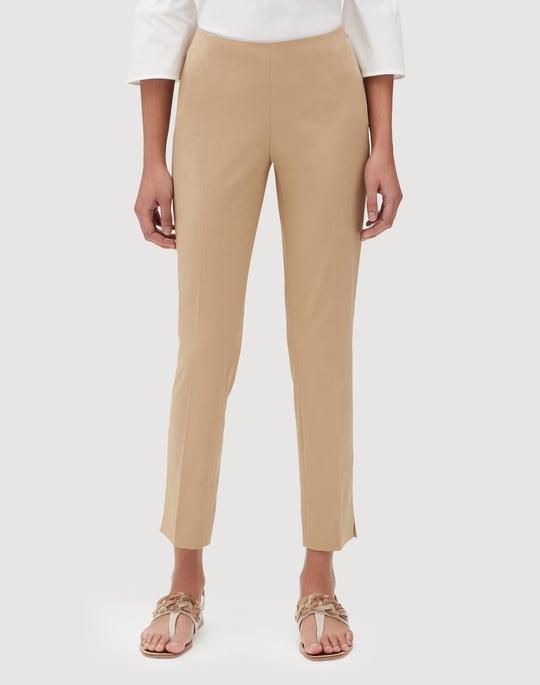Plus-Size Italian Gabardine Stanton Pant
