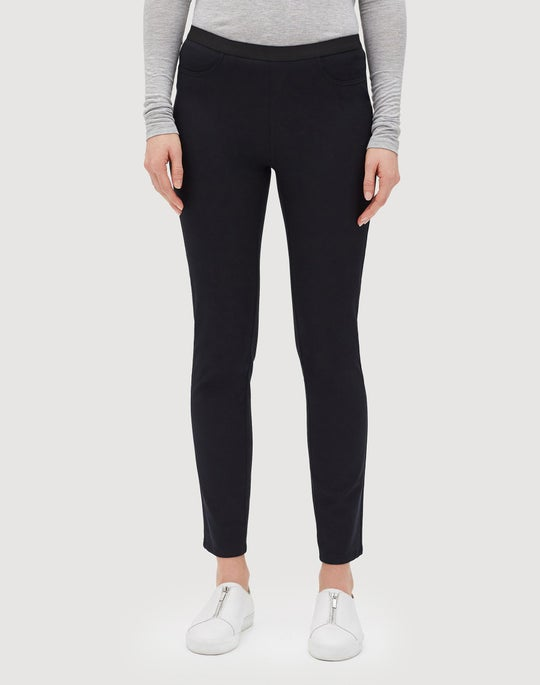 Plus-Size Jodhpur Cloth Gansevoort Legging