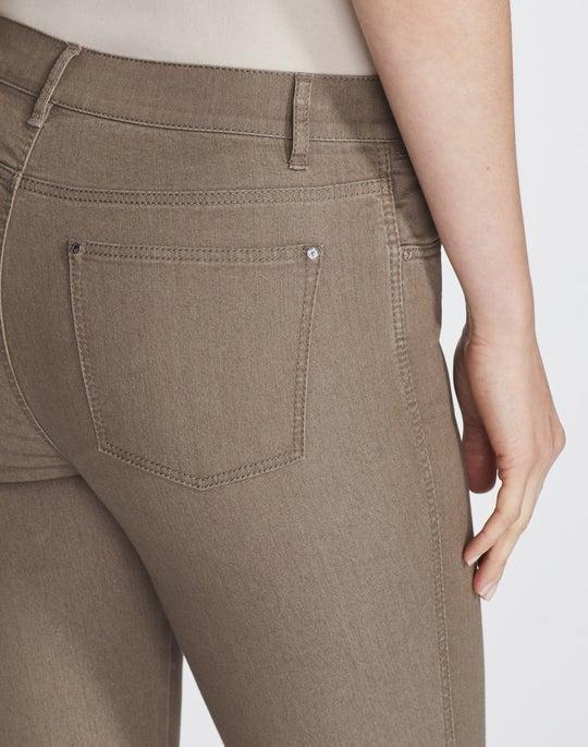 Plus-Size Italian Primo Denim Mercer Jean