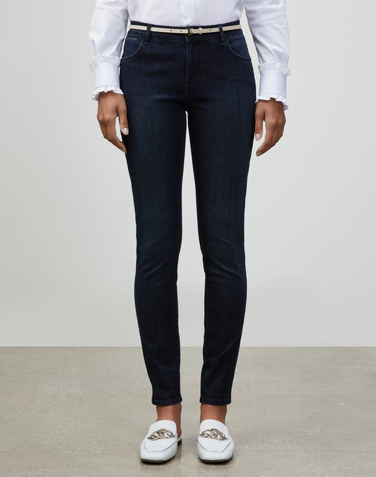 Plus-Size Prestige Denim Mercer Skinny Jean