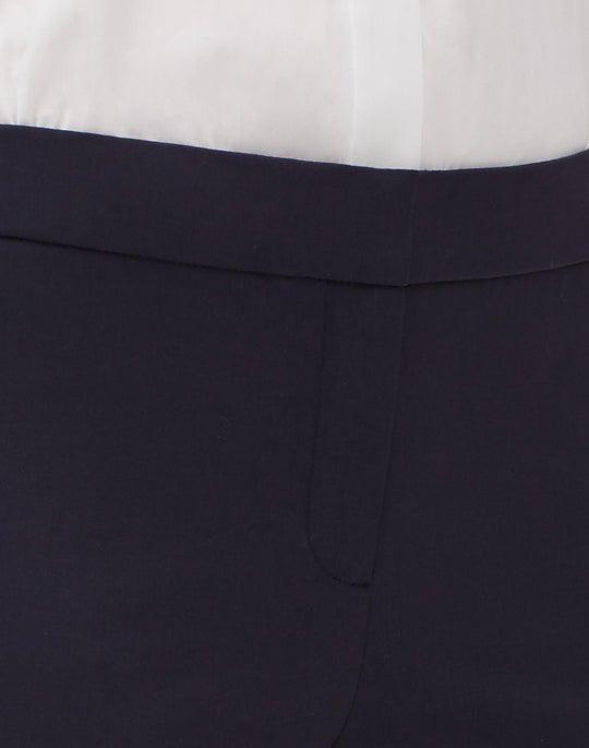 Italian Stretch Wool Manhattan Slim Pant