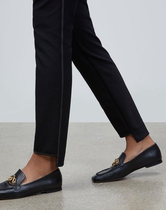 Acclaimed Stretch Step Hem Manhattan Slim Pant
